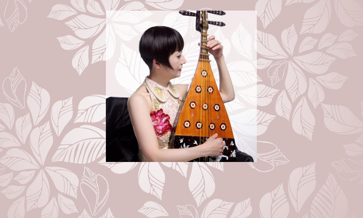 中国琵琶 五弦琵琶奏者 琵琶 シャオロン シャオ・ロン 邵容 Shao Rong | Web site